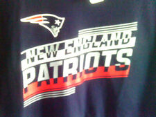 New England Patriots NFL Team Apparel t-shirt SIZE-XXXL (New With Tags)