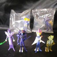 Rare Yu-Gi-Oh Mini figure set Dark Magician Dark Magician Girl Vintage