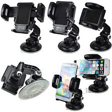 Universal Car Windshield Mount Holder Bracket For all GPS and All Cell Phones