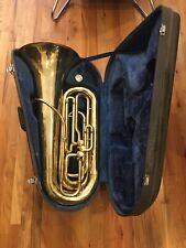 Yamaha YBB-103 Tuba W/ Case & Mouthpiece