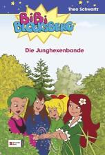 Die Junghexenbande / Bibi Blocksberg Bd.30 von Theo Schwartz (2008, Gebundene Ausgabe)
