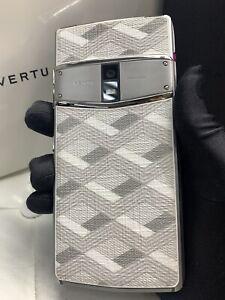 Vertu Constellation X  2017 Chevron White Unlocked, Original 100%