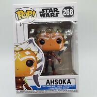 Star Wars Funko POP Ahsoka #268 Clone Wars