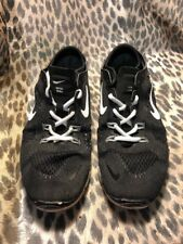 Nike Free 5.0 TR FIT 4 Shoes US Size 8.5 Black/White (629496-001)