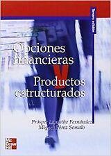 Opciones Financieras y Productos estructurados. ENVÍO URGENTE (ESPAÑA)