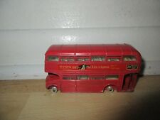 Dinky 289  Double Decker Routemaster Bus Tern Shirts Diecast Metal -