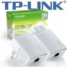 Powerline LAN TP-LINK AV500 AV PowerLan 500Mbps Ethernet Bridge TL-PA4010KIT