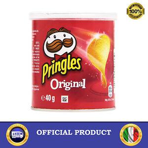 Pringles - Gusto Original Patatine Snack Salato - Mini Tubo 1 x 40 g - America