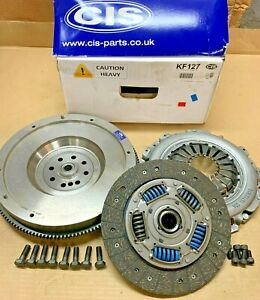 4pc Solid Flywheel Conversion Kit for Mercedes Sprinter Vito 1999-2006 240mm