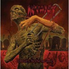 CD de musique death metal autopsy sur album