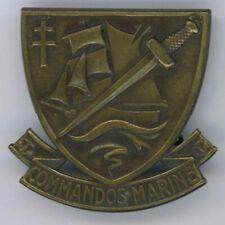Commandos Marine  Insigne de béret Drago Paris