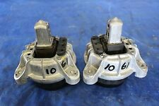 14 15 16 BMW 535I M SPORT OEM LH RH ENGINE MOTOR MOUNTS F10 M5 530 550 1061
