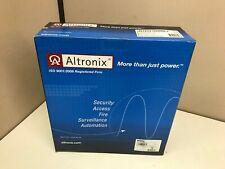 NEW Altronix ALTV2416600UL3 24V AC 25A / 28V AC 20A 16-Output Power Supply CCTV