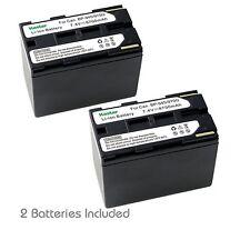 2x Kastar Battery for Canon BP-970 Optura UC-X40 UC-X45 UC-X50 UC-X55