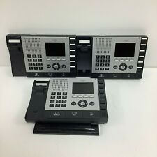Lot Of 3 Aiphone Is-Ipmv Ip Video Intercom Master Station (Base Only)
