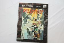 Rolemaster Player Guide Play Aid #5503 ICE FRP RPG