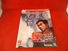 Teken Tag Tournament Playstation2 PS2 Strategy Guide Player's Hint Book