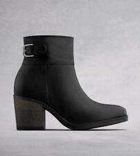 Duoboots Orpheus Casual mid block heel ankle boots By Ted&Muffy UK 7 RRP £150