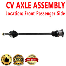 FRONT RIGHT Passenger Side CV DRIVE AXLE SHAFT ASSEMBLY For TOYOTA COROLLA