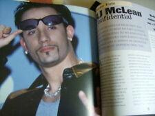 Backstreet Boys Confidential- Angie Nichols (1998, Hard