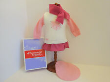 American Girl winter SNOW GOOD TO SEE YOU OUTFIT - NIB - NO SHOES -FREE SHIPPING