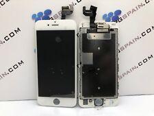 Pantalla ORIGINAL LCD+Tactil iPhone 6S BLANCA CHASIS +Altavoz+Cámara frontal 24H