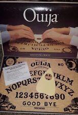 Ouija board Mystifying Oracle game board Parker Brothers Halloween
