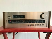 SONY ST-2950F AM/FM Stereo Tuner