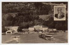 cartolina postcard - COMO ESPOSIZIONE VOLTIANA 1927