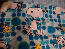 Camp Peanuts; Charlie Brown~ Children's Sleeping Bag Snoopy Woodstock      OCT9