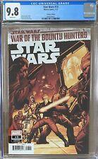 Star Wars #13 Crimson Variant CGC 9.8 - War of the Bounty Hunters