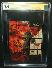 TMNT: The Last Ronin #1 - Signed x5 Kevin Eastman Sketch CGC Signature 9.4 - '20
