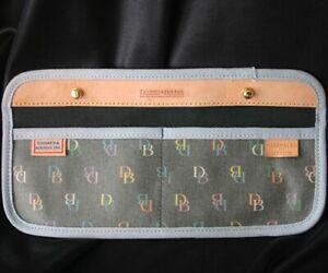 DOONEY & BOURKE Multi Monogram Pocket Bag Insert