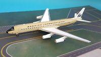 Inflight IF2BRN6204 Braniff International DC-8-62 N1806 Diecast 1/200 Jet Model