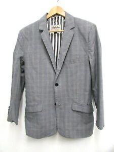 Men's VOLCOM CORPO CLASS 2 Btn  Jacket Sport Coat Blazer MEDIUM