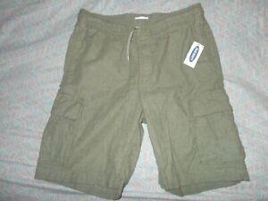 Old Navy Boys 10-12 Gray Shorts