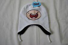 Adventure Time Finn el rostro humano Sombrero De Esquí Beanie Nueva Oficial Cartoon Network