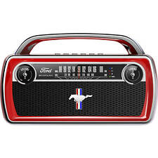 ION Audio Ford Mustang Wireless Bluetooth Stereo Portable Speaker