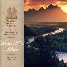 Mormon Tabernacle Choir - Peace Like a River [New CD]