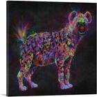 ARTCANVAS African Spotted Hyena Canvas Art Print