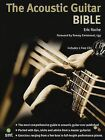 NEW The Acoustic Guitar Bible: Book/2-CD Pack by Eric Roche