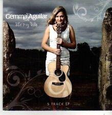(CB425) Gemma Aguilar, It's My Life - 2011 DJ CD
