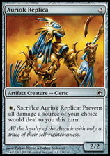 4x Auriok Replica - - - Scars of Mirrodin - - - MINT