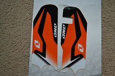 ONE INDUSTRIES  FORK GUARD  GRAPHICS  KTM  85 SX SX85 85SX