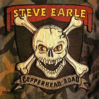 Steve Earle - Copperhead Road [New Vinyl LP]