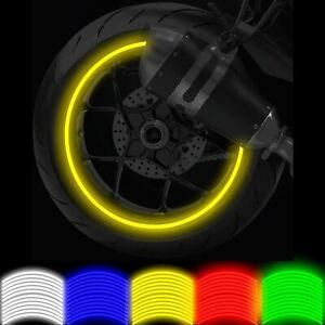 """17"""" 18"""" 3M Motorcycle Wheel Rim Tape Decal Stripes for Suzuki GSXR600 750 1000"""