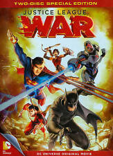 DCU: Justice League: War Special Edition (DVD), Good DVD, Michelle Monaghan, She