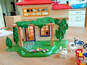 Playmobil Ferienhaus 4857, Urlaub, Ferien, Familie, Freizeit