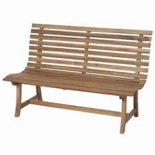Siena Garden Bank Santana 2-Sitzer Gartenbank Akazienholz geölt Holzbank 120531