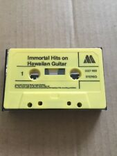 Immortal Hits Hawaiian Guitar - Music India Bollywood - 1st Edi 'no Inserts'